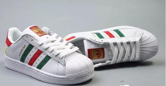 Kit2 Pares Superstar Gucci Abelha Originals Envio Imediato