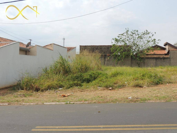 Terreno À Venda, 250 M² Por R$ 190.000,00 - Jardim Planalto - Paulínia/sp - Te0600