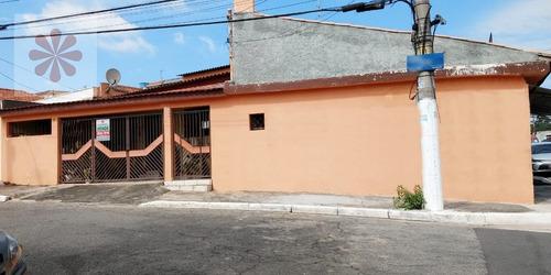 Imagem 1 de 14 de Casa Térrea Em Vila Rio Branco  -  São Paulo - 5673