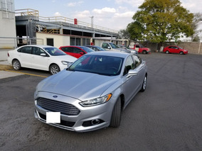 Ford Fusion 2.5 Se Luxury Plus L4 Qc Nave Mt