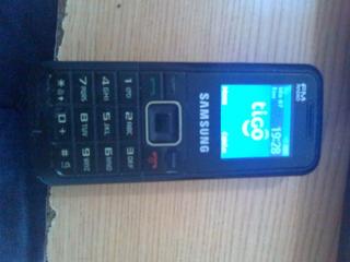 Telefono Basico Samsung E1075l Telcel
