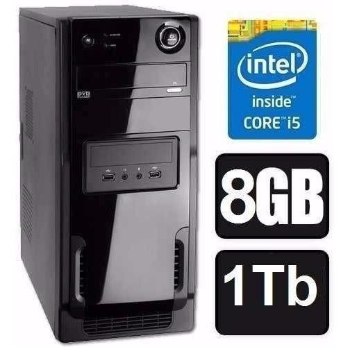 Pc Cpu Intel Corei5 3ªgeração+8gb Ram+hd 1tb * Promoção *!