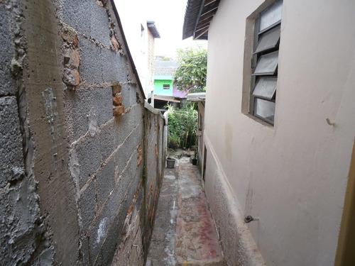 Terreno Com Casa Antiga. Jd. Santo Alberto - 56625