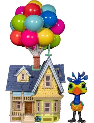 Funko Pop! Disney Up Kevin With Up House Nycc 2019 Exclusive
