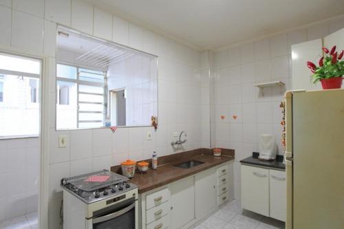 Imagem 1 de 21 de Apartamento Com 2 Dormitórios À Venda, 84 M² Por R$ 325.000,00 - Campo Grande - Santos/sp - Ap6728