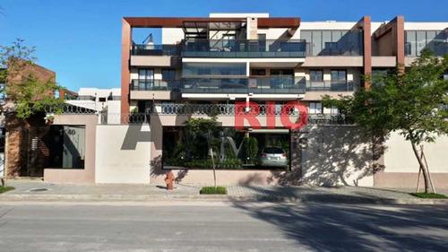 Apartamento-à Venda-recreio Dos Bandeirantes-rio De Janeiro - Vvap30130