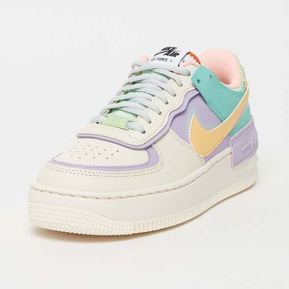 Nike Mujer Air Force 1 Mujer Low Shadow Pale Cuotas