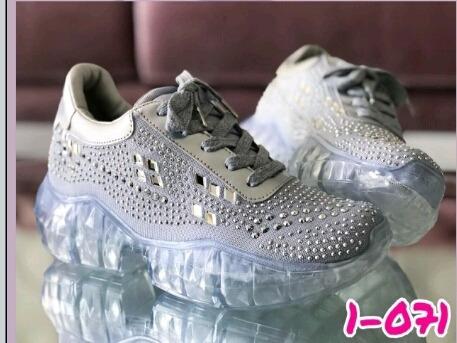 Zapato Deportivo Para Damas Moda Pedreria(ka001