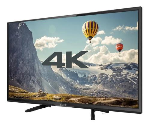 Imagen 1 de 4 de Smart Tv 60 Kanji 4k Uhd Led Android Hdmi Usb Mandy Hogar