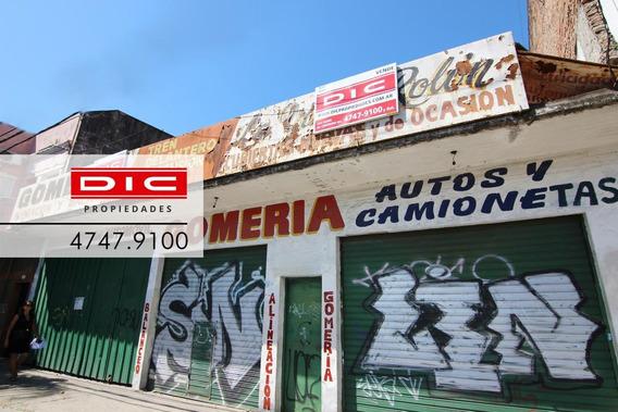 Local De 13x21 - Ideal Taller O Gomeria - Beccar