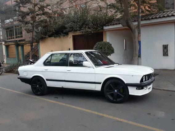 Oferta Bmw Año 85 - Blanco Motor 1800