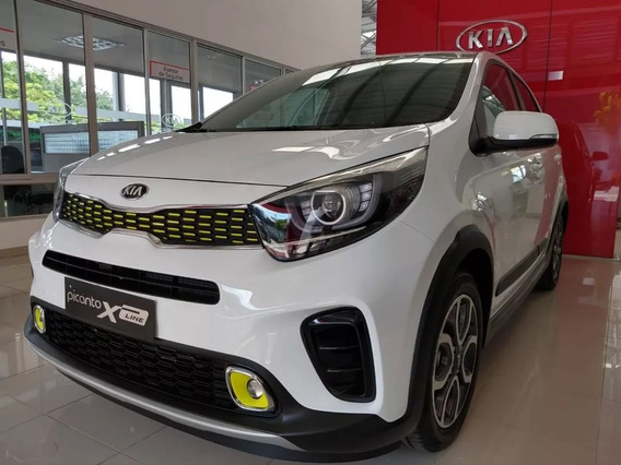 Kia Picanto Xline Summa 2021 Mt - O Km