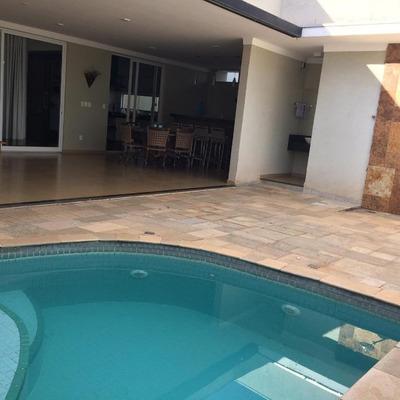 Casa Com 4 Dormitórios À Venda, 380 M² Por R$ 1.500.000 - Parque Residencial Damha V - São José Do Rio Preto/sp - Ca2156