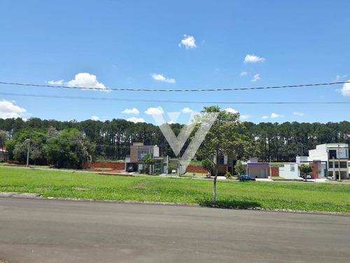 Terreno À Venda Com 200 M² - Condomínio Reserva Ipanema - Sorocaba/sp - Te1326