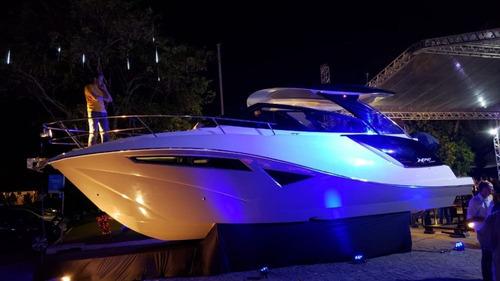 Nx 360 2021 Nxboats Coral Real Focker Ventura Fs  Lancha Nhd