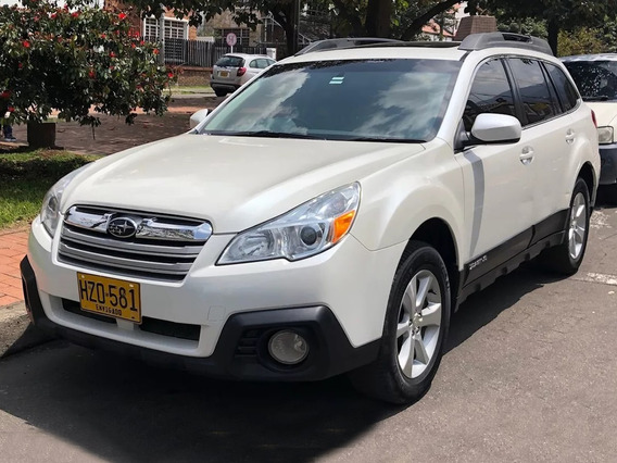 Subaru Outback 3.6 At