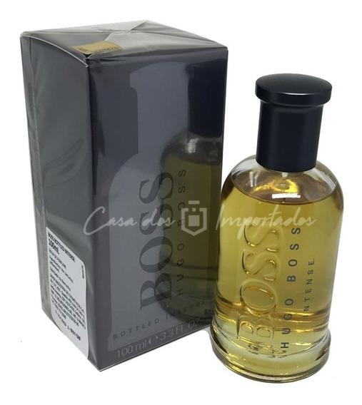 Boss Bottled Intense Eau De Parfum ( Edp ) 100ml + Amostra
