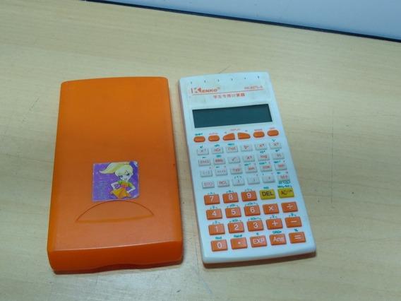 Calculadora Científica Kenko Kk82tl5 Antiga Ler Obs L2108