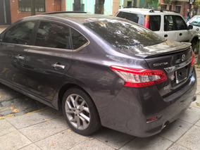 Nissan Sentra 2.0 Sr Cvt Pure Drive Solamente 8662 Kms.