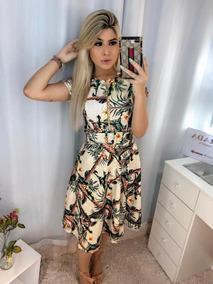 Vestido Casual Neoprene Ref3462
