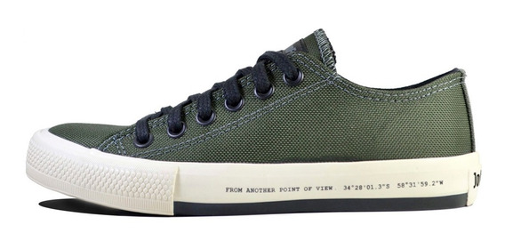 Zapatilla John Foos 182 Avenue Point Olive. Dist Oficial.