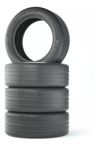 Imagen 1 de 7 de Kit X 4 Neumáticos 265/45-20 Michelin Pilot Sport 4 Suv 108y