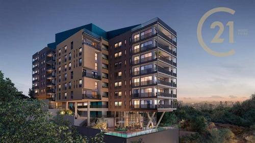 Imagem 1 de 23 de Apartamento Com 3 Dormitórios À Venda, 131 M² Por R$ 1.574.000,00 - Vila Ipojuca - São Paulo/sp - Ap23053