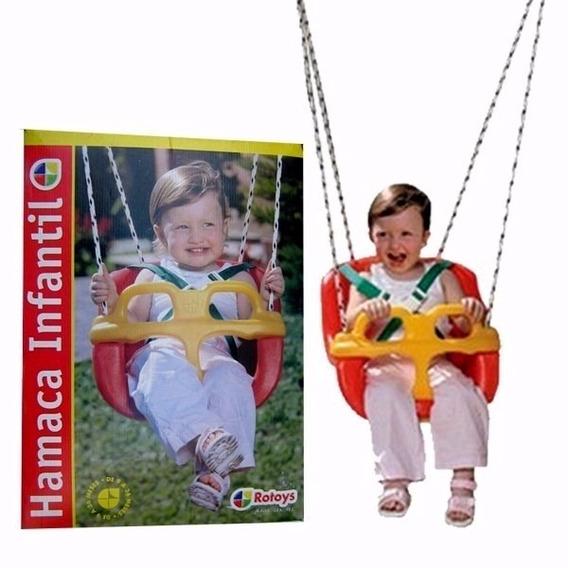 Hamaca Colgante Infantil Para Bebé Rotoys