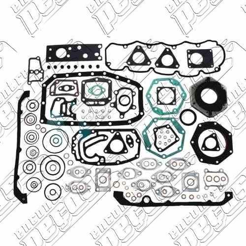 Junta Motor S/ Cabeçote C/ Flange Iveco Daily 30.8 2.5 96/..