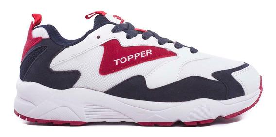 Zapatillas Topper Terrano Ii-59624- Open Sports