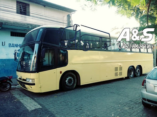 Marcopolo Gv 1150 Truck 50 Lug. Parcelamos Em 18x !! Ref.792