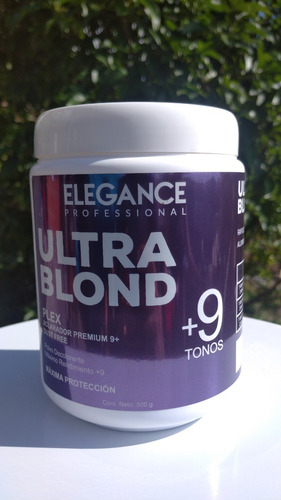 Decolorante Elegance Ultra Blond 500g