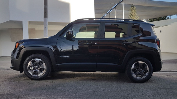 Jeep Renegade Latitude Año 2018
