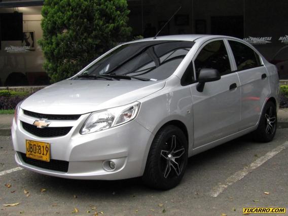 Chevrolet Sail Ls 1400 Cc Aa