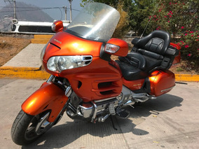 Honda Goldwing Gl1800 Modelo 2002... Fabulosa !!!