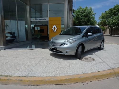 Nissan Note Advance Mt / Modelo 2015 C/58.000km
