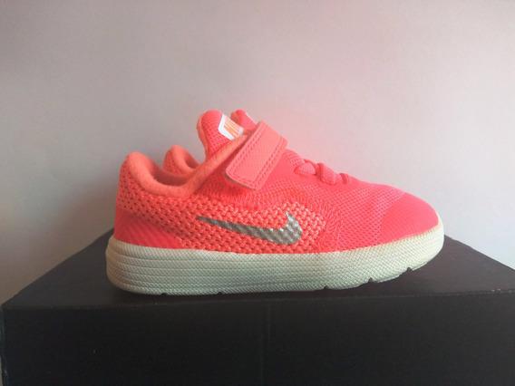Tenis Nike Air Revolution 3, 12cm