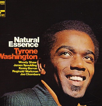 Vinilo - Tyrone Washington - Natural Essence - Nuevo