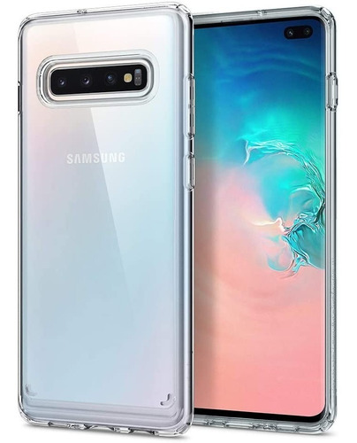Spigen Ultra Hybrid - Carcasa Para Samsung Galaxy S10 Plus