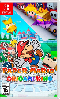 ...:: Paper Mario The Origami King ::.. Switch En Gamecenter