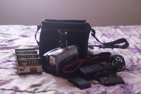 Filmadora Jvc Compact Vhs Gr-ax910