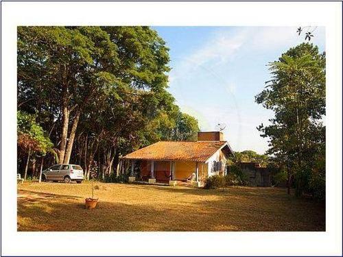 Chácara Residencial À Venda, Jardim Estância Brasil, Atibaia - Ch0228. - Ch0228