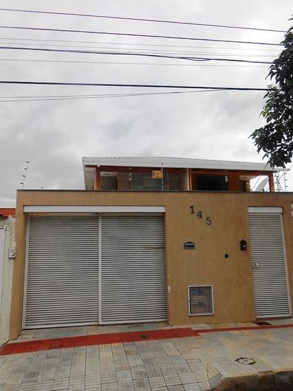 Excelente Casa No Planalto. 3 Quartos 1 Suite, Sauna E Espaço Gourmet. - 1827
