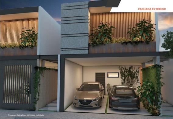 Casas Modernas De 2 Recamaras En Temozon Norte Merida