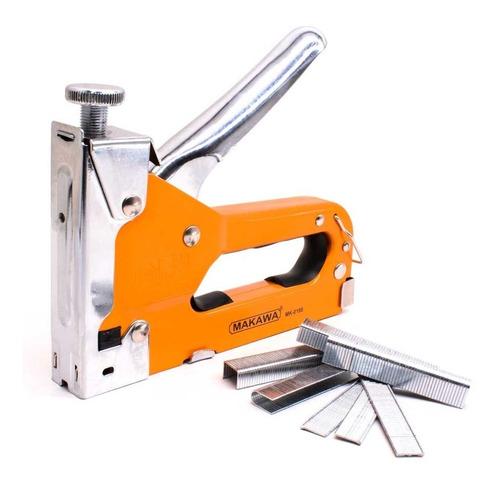 Grapadora Manual De Metal Makawa Mk-0188