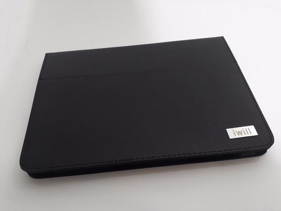 Capa Pasta Case Galaxy Samsung Tab 10.1 Couro