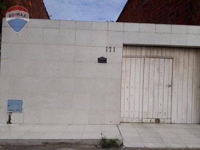 Casa Com 3 Dormitórios À Venda - Jardim Iracema - Fortaleza/ce - Ca0183
