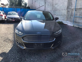 Ford Fusion Se Advance 2016