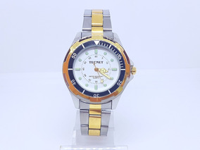 Relógio Prata Masculino Metal Cromo Fundo Branco Original