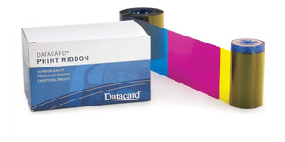Ribbon Datacard (collor - Modelos Sp35/sp55/sd260/sd360)